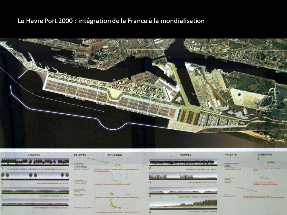Le Havre Port 2000 : intégration de la France à la mondialisation