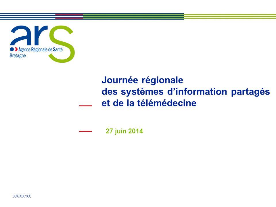 Journée régionale des systèmes d'information partagés et de la télémédecine