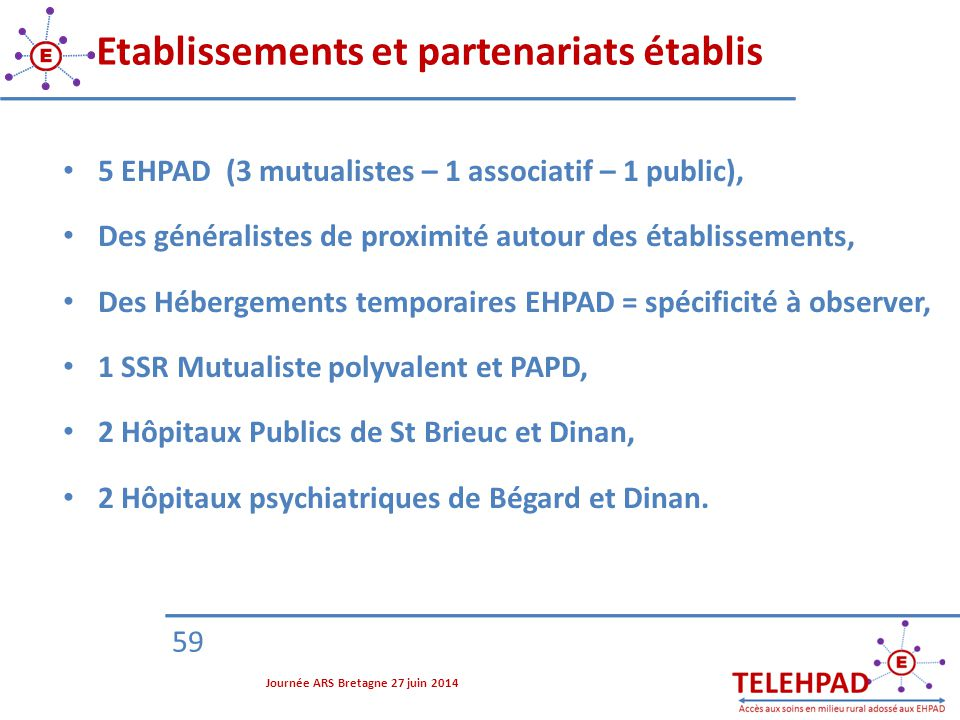 Journée ARS Bretagne 27 juin 2014