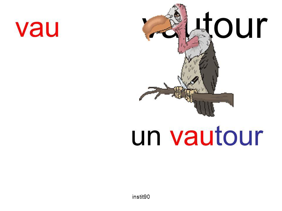 vautour vau un vautour instit90