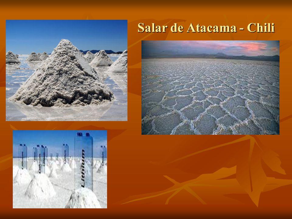 Salar de Atacama - Chili