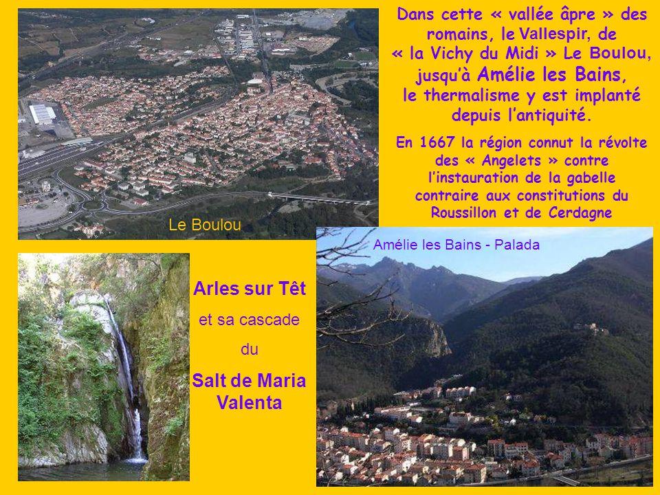 Arles sur Têt Salt de Maria Valenta