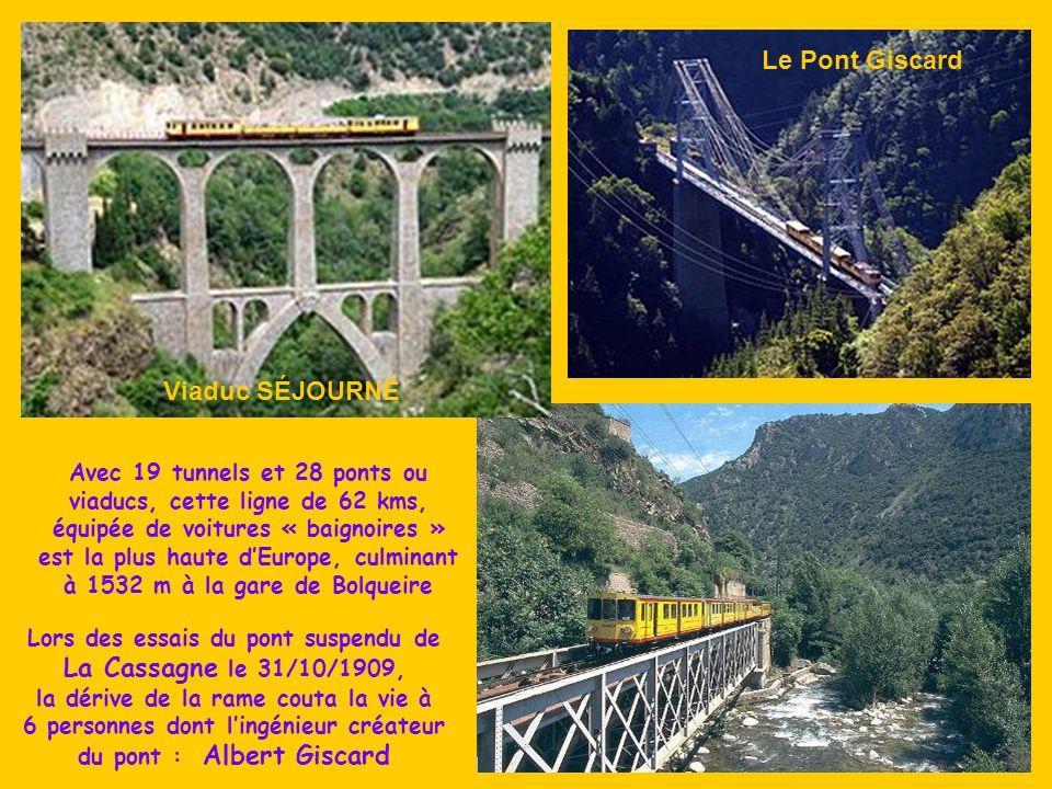 Le Pont Giscard Viaduc SÉJOURNÉ