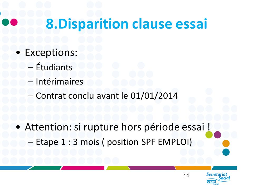 8.Disparition clause essai