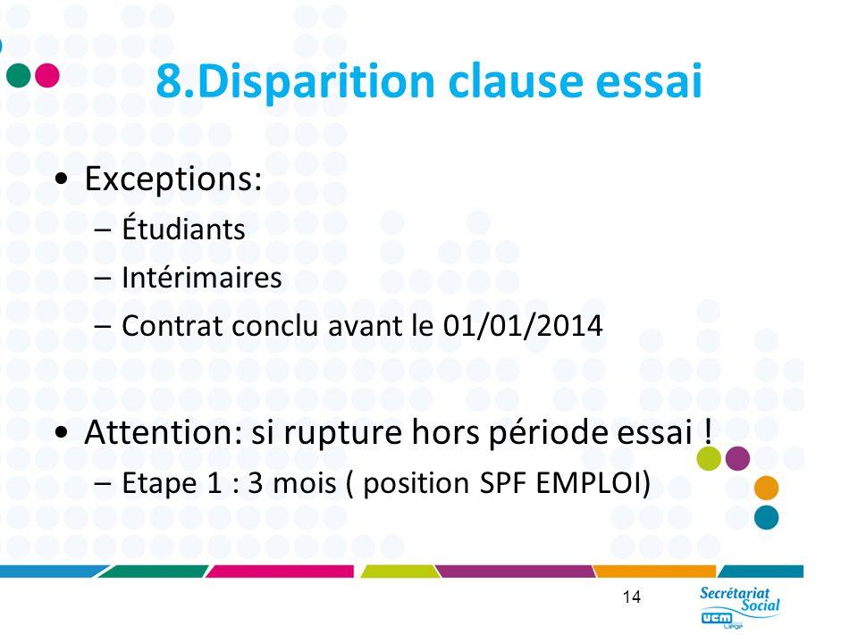 8.Disparition clause essai