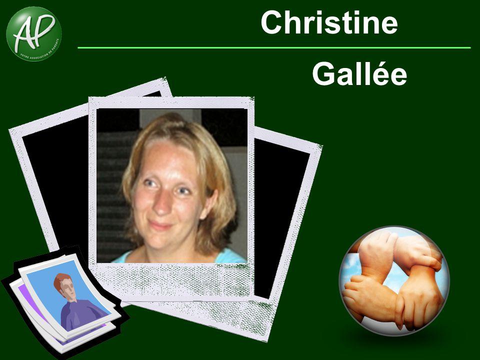 Christine Gallée