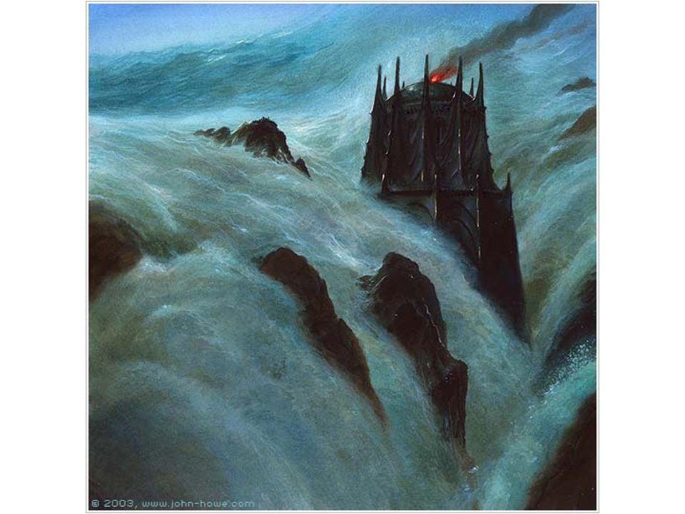 The Drowning of Numenor