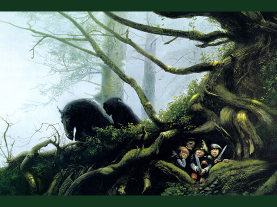 Hobbits cachés