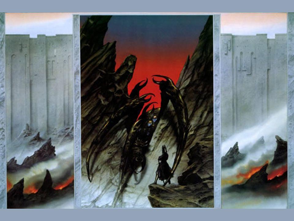 Melkor et Ungoliant