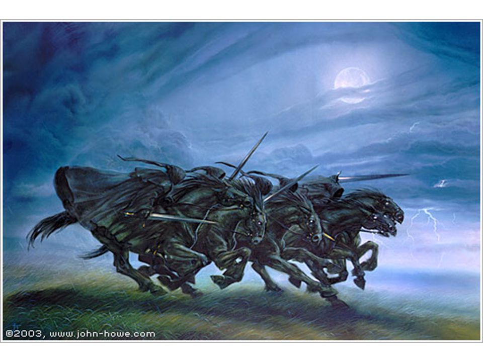 The Black Riders