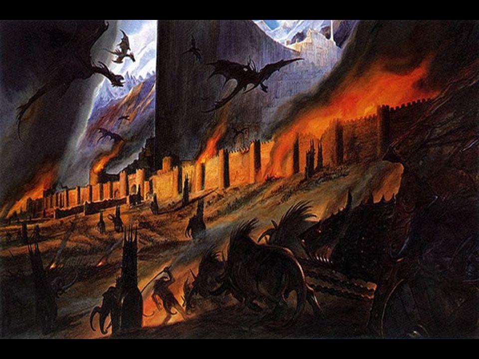 Siège de Minas Tirith