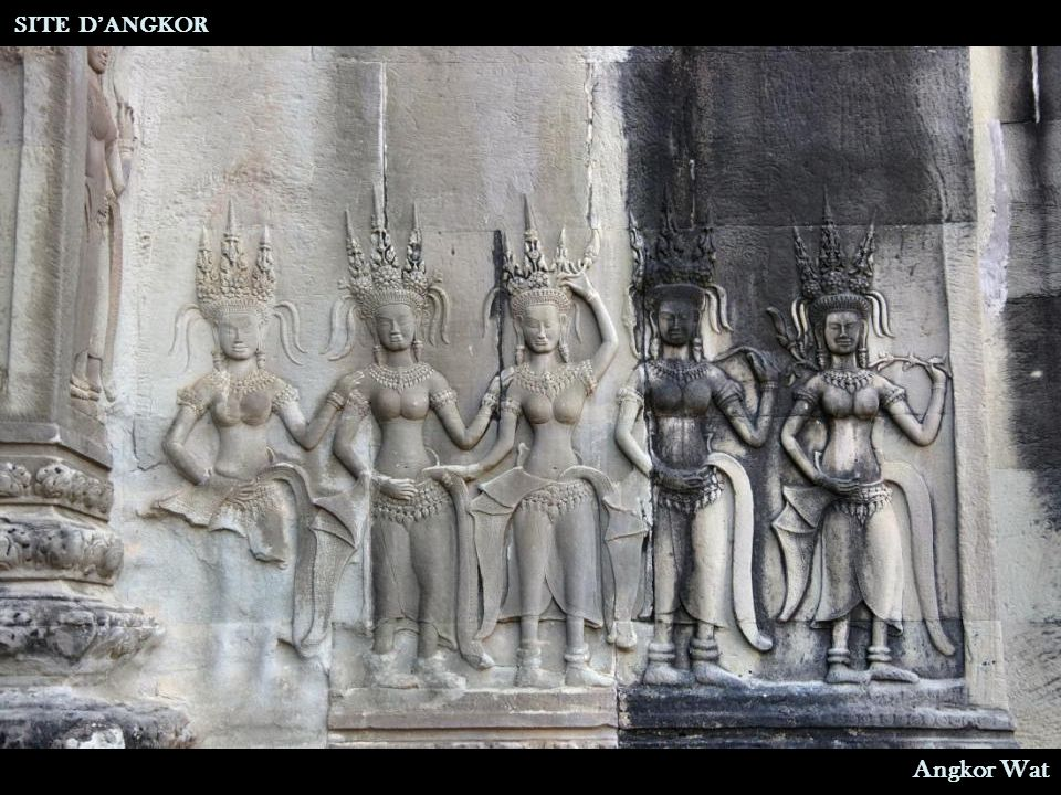 SITE D'ANGKOR Angkor Wat