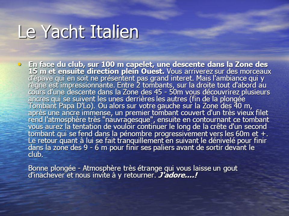 Le Yacht Italien