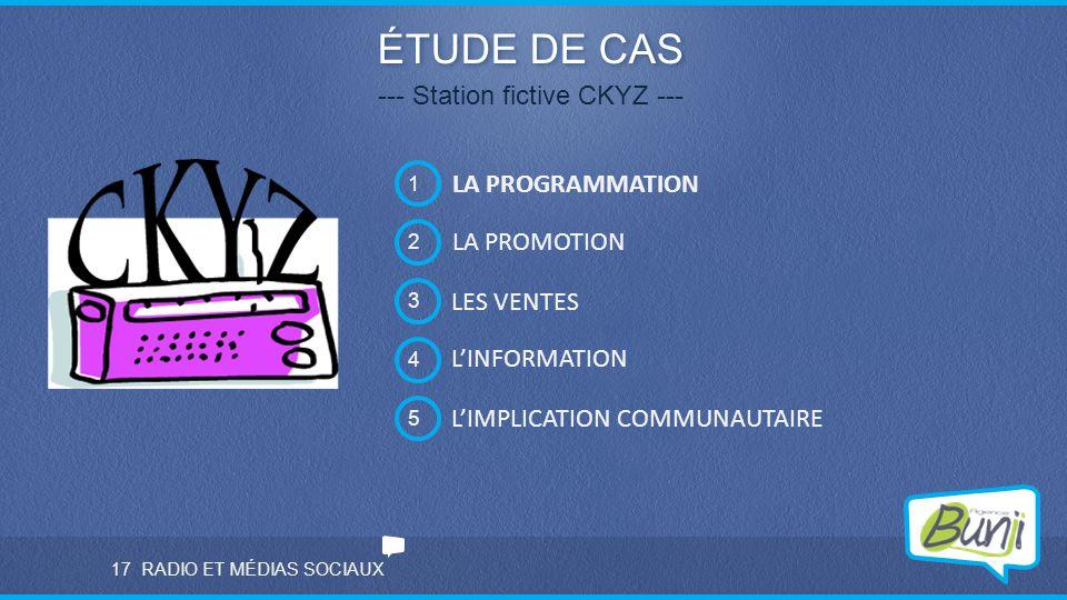 --- Station fictive CKYZ ---