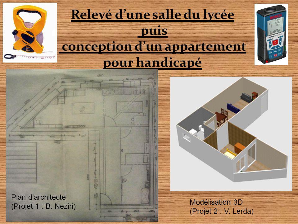 projet pluridisciplinaire appartement pour personne mobilit r duite ppt video online. Black Bedroom Furniture Sets. Home Design Ideas
