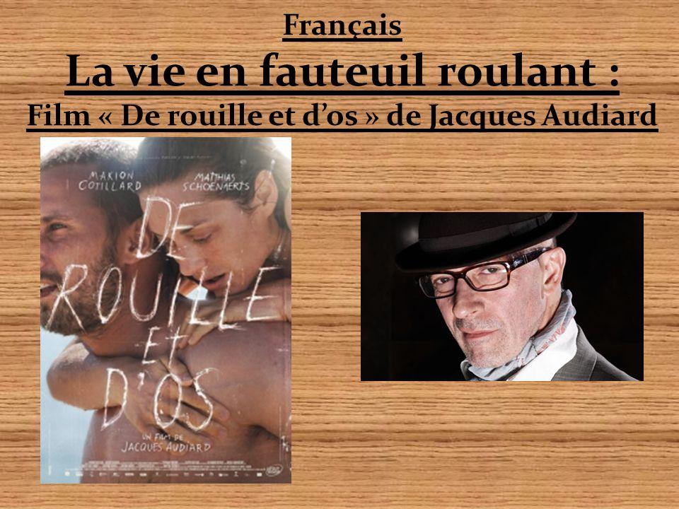 Film « De rouille et d'os » de Jacques Audiard
