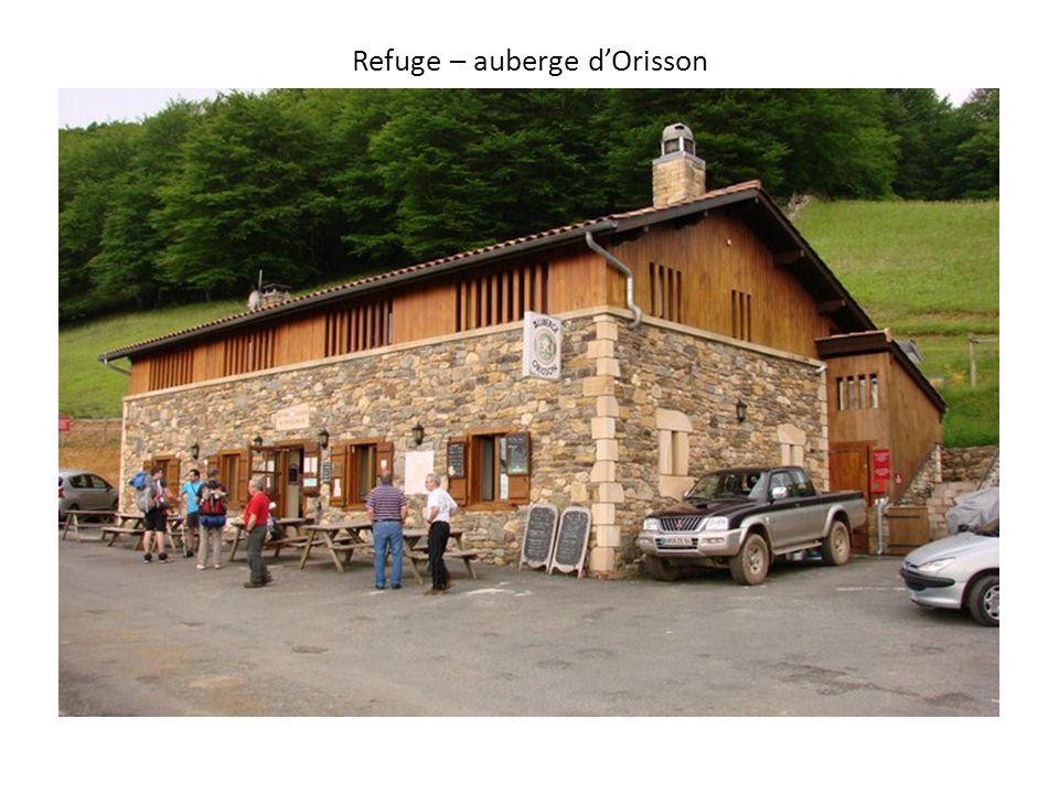 Refuge – auberge d'Orisson