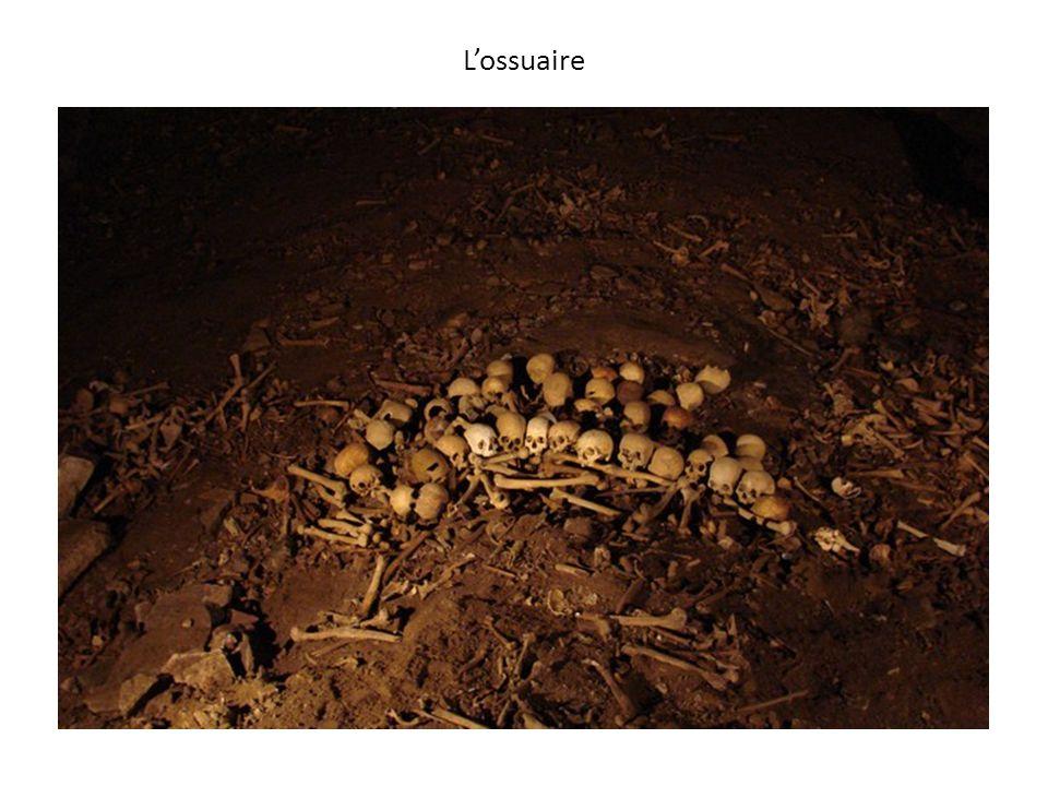 L'ossuaire