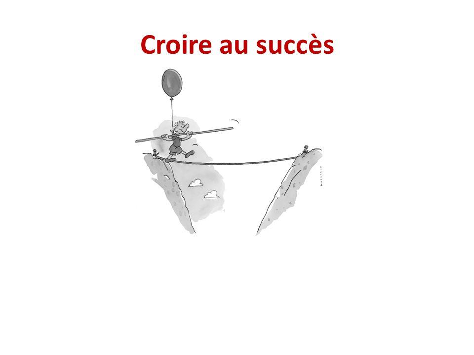 Croire au succès