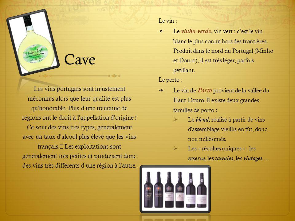 Cave Le vin :