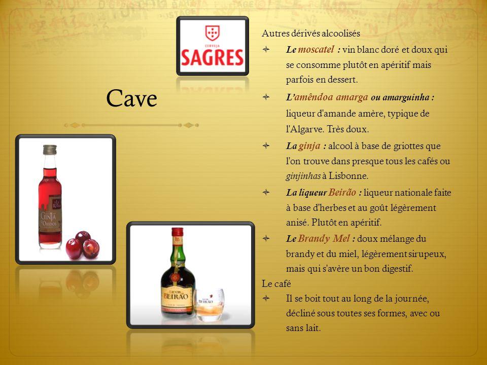 Cave Autres dérivés alcoolisés