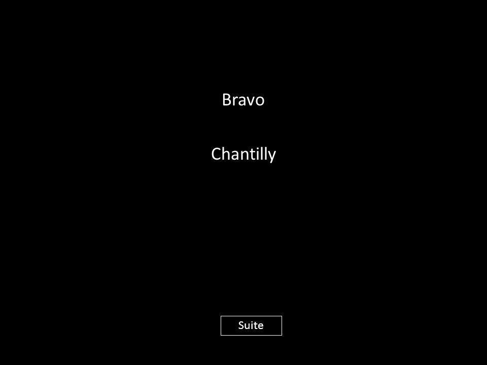 Bravo Chantilly Suite