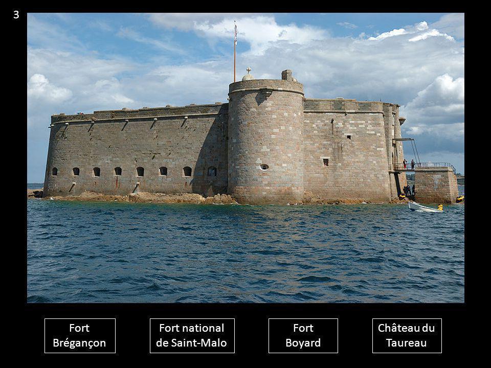 Fort national de Saint-Malo