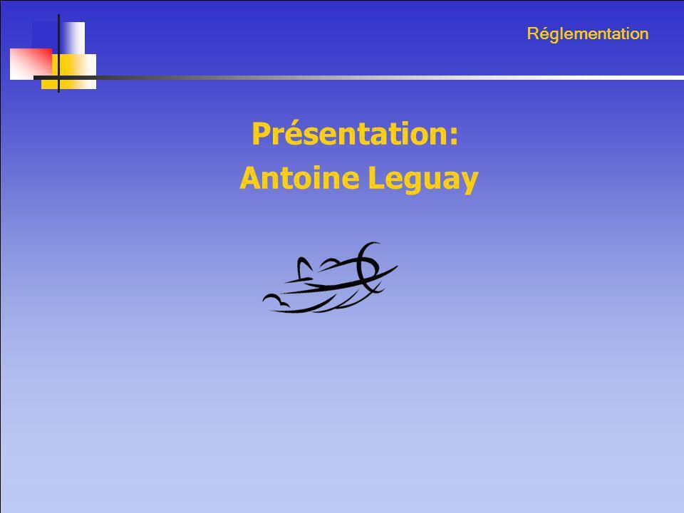 Présentation: Antoine Leguay
