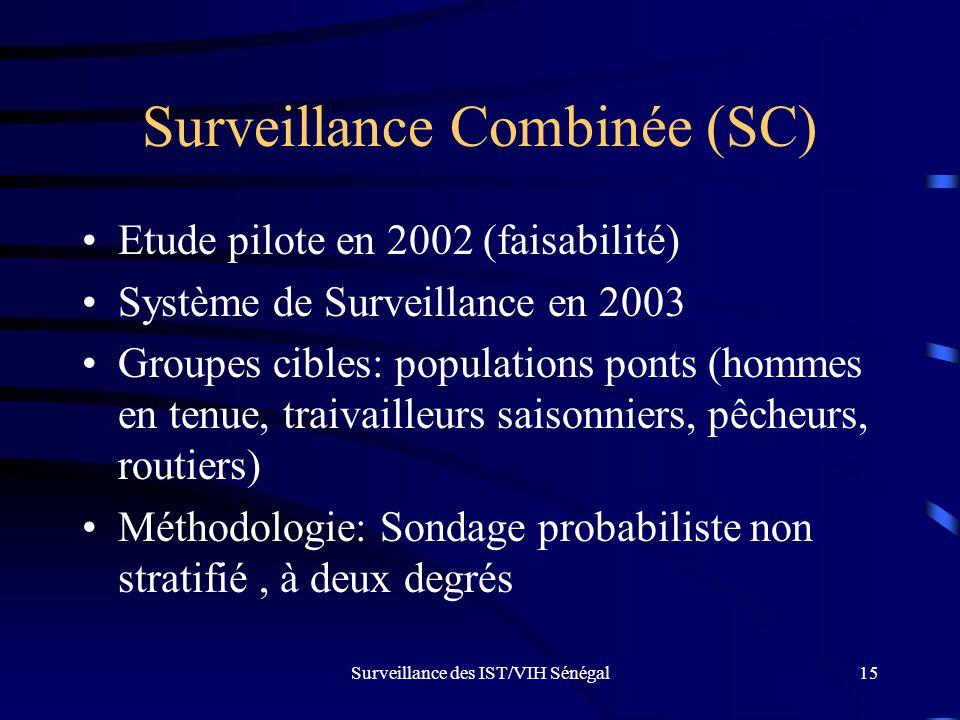 Surveillance Combinée (SC)