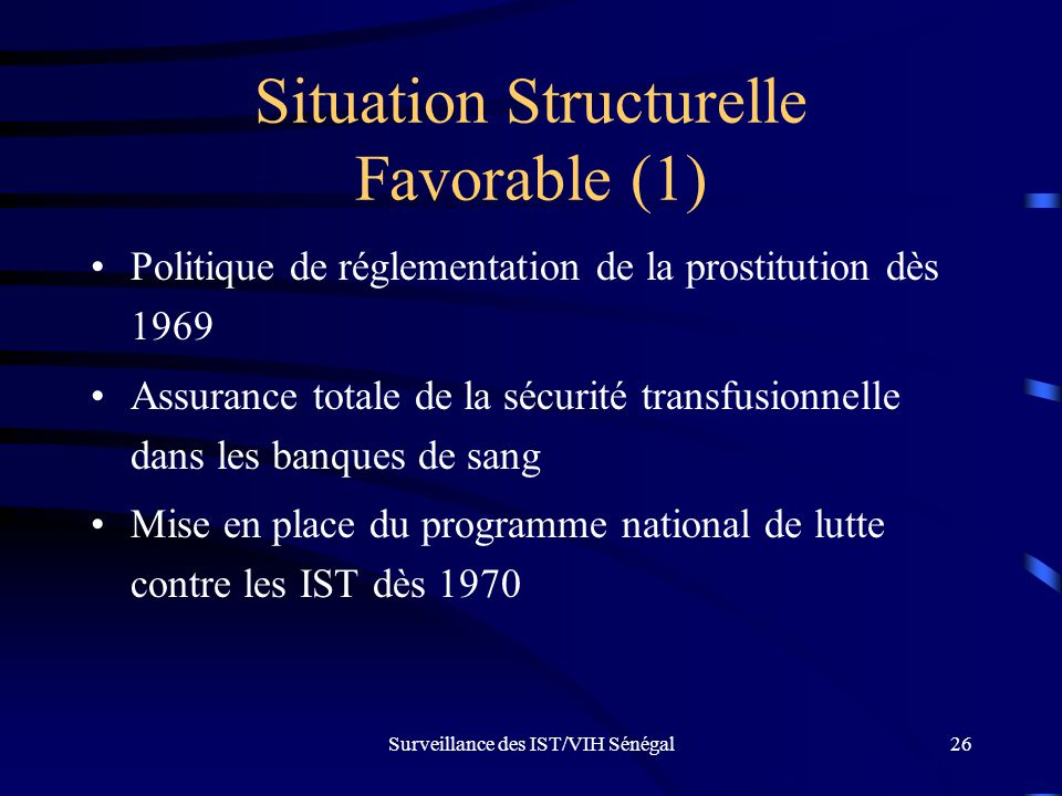 Situation Structurelle Favorable (1)