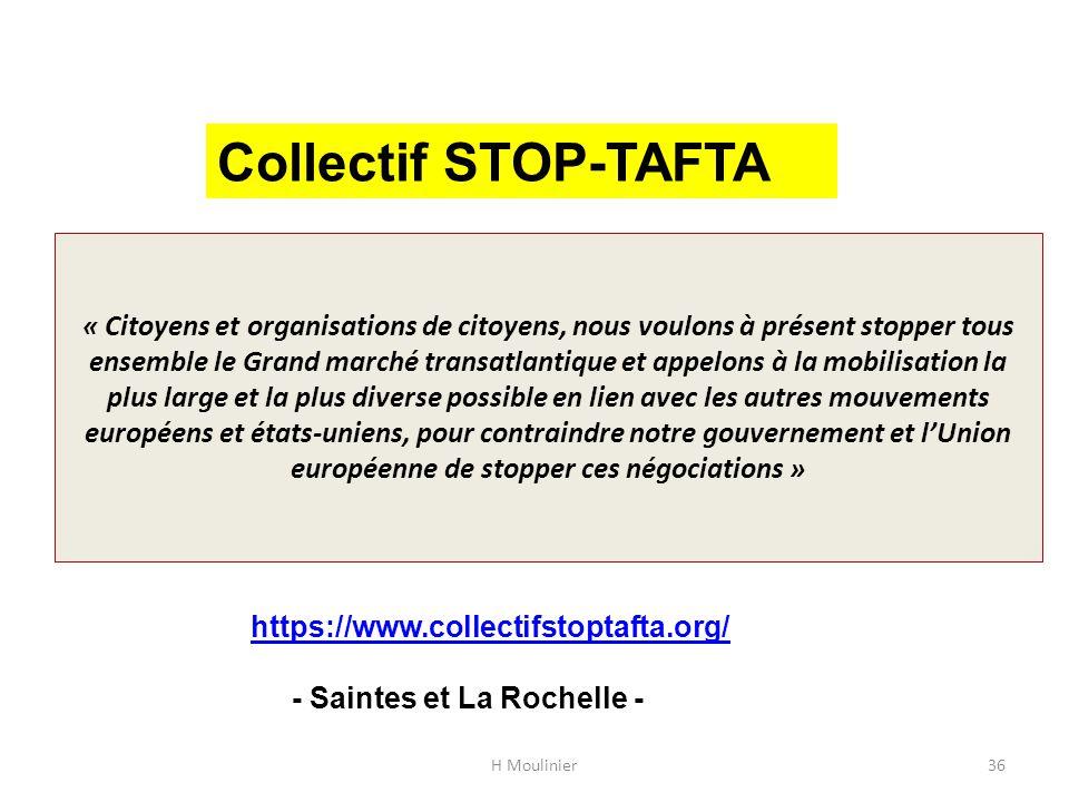Collectif STOP-TAFTA