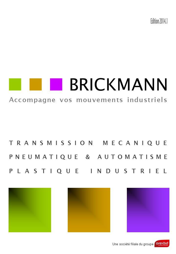    BRICKMANN Accompagne vos mouvements industriels