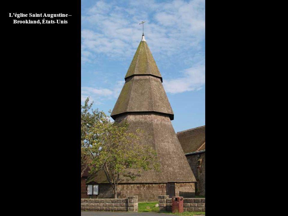 L'église Saint Augustine – Brookland, États-Unis