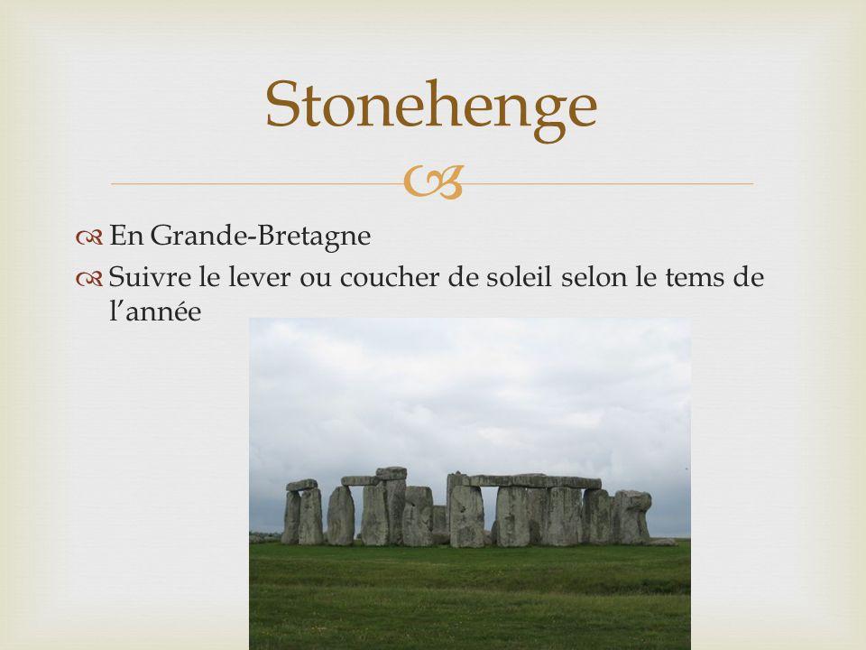 Stonehenge En Grande-Bretagne