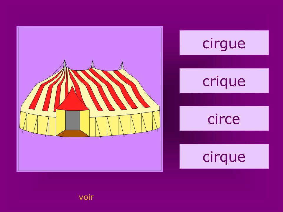 16. cirque cirgue crique circe cirque voir