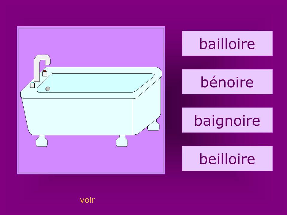 21. baignoire bailloire bénoire baignoire beilloire voir