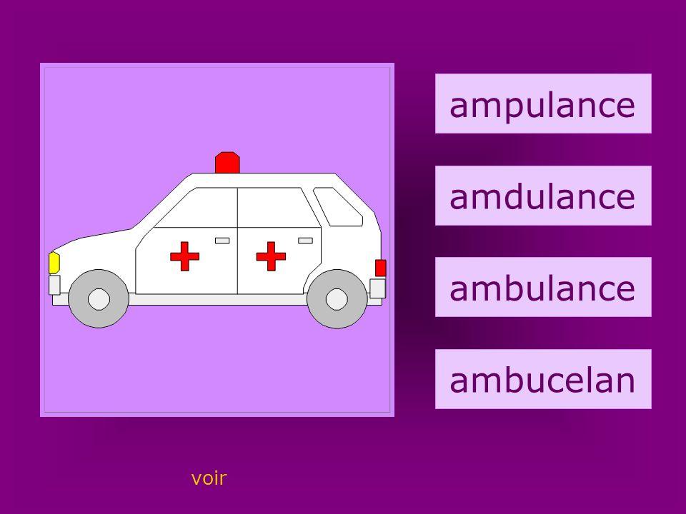 5. ambulance ampulance amdulance ambulance ambucelan voir