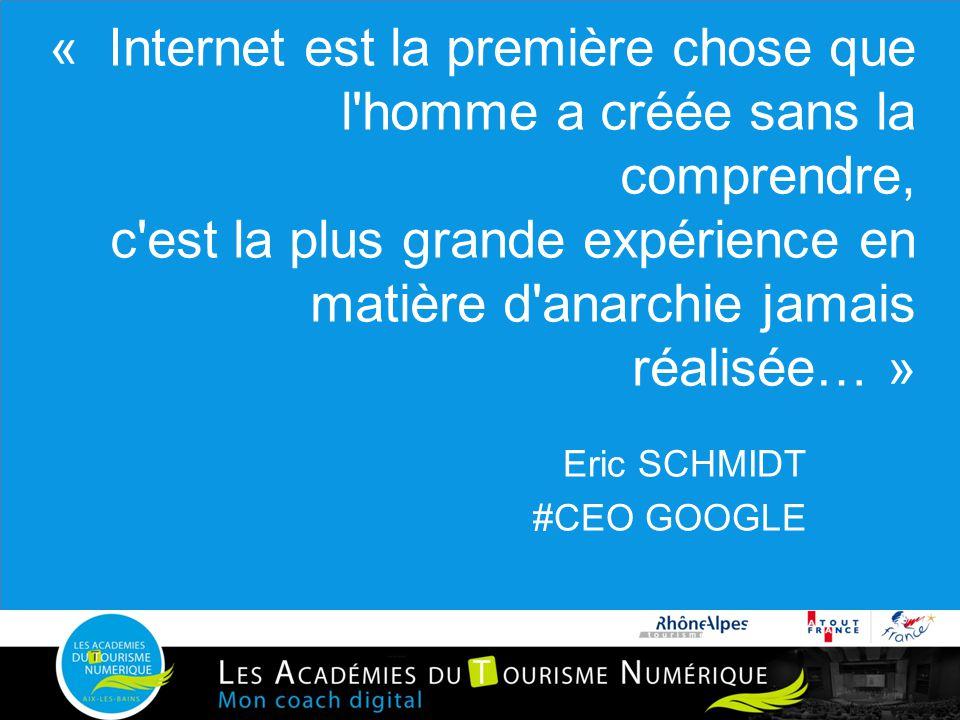 Eric SCHMIDT #CEO GOOGLE