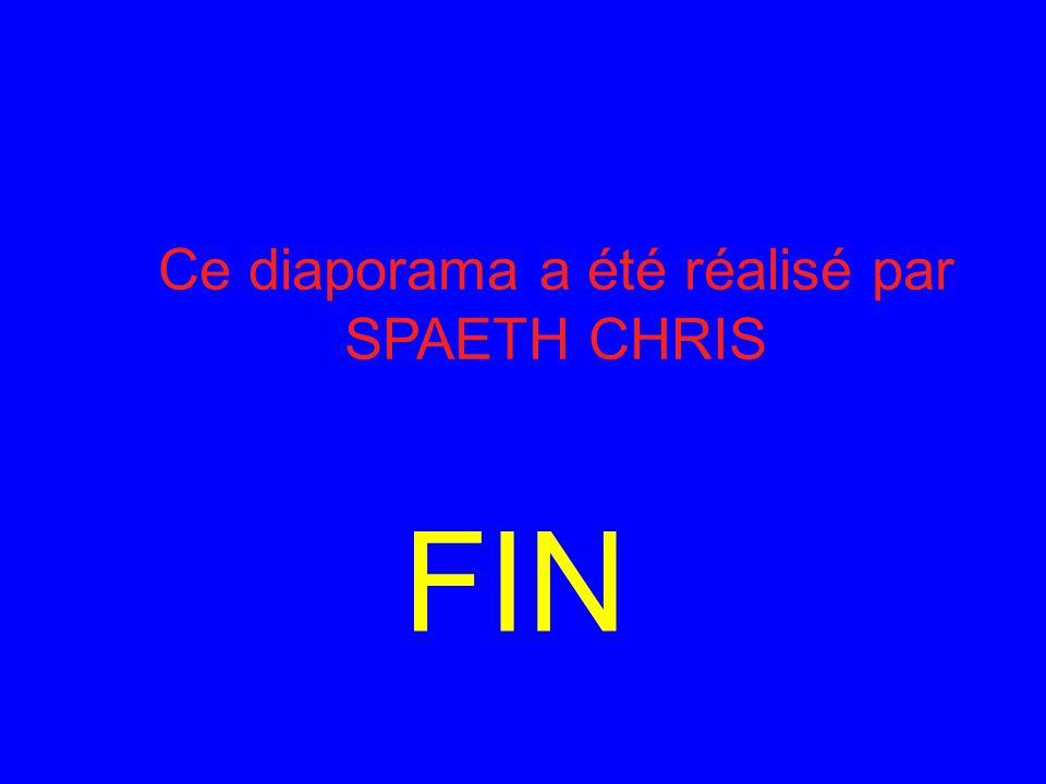 Ce diaporama a été réalisé par SPAETH CHRIS