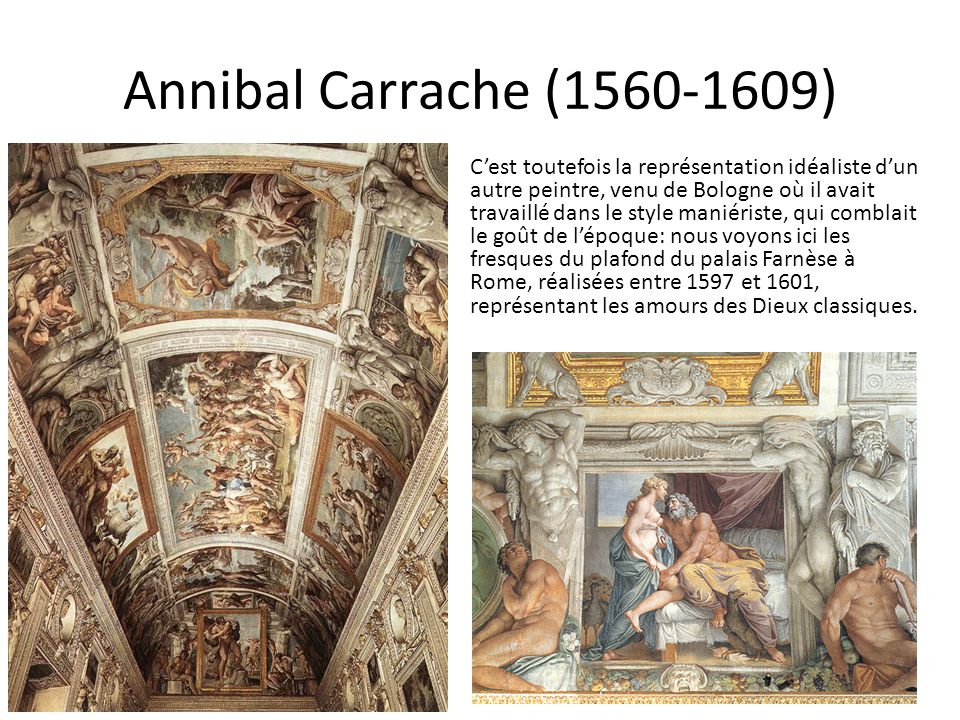 Annibal Carrache (1560-1609)