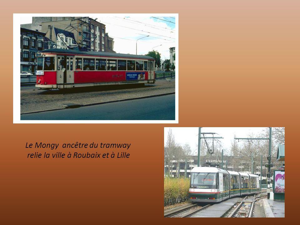 Le Mongy ancêtre du tramway