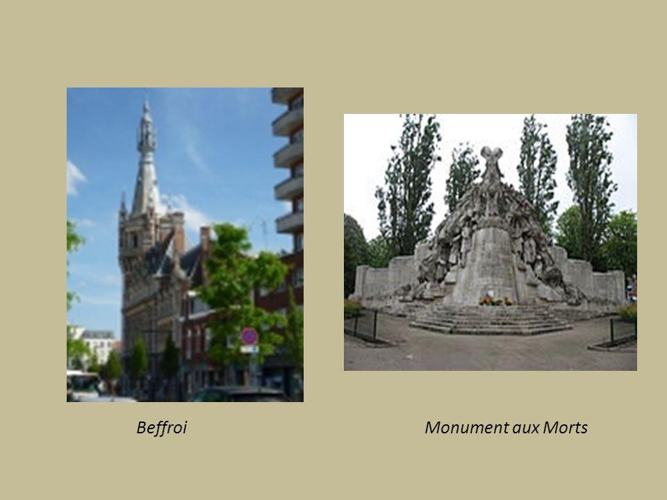 Beffroi Monument aux Morts