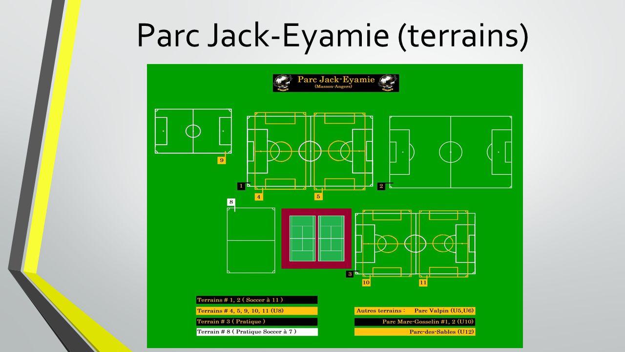 Parc Jack-Eyamie (terrains)