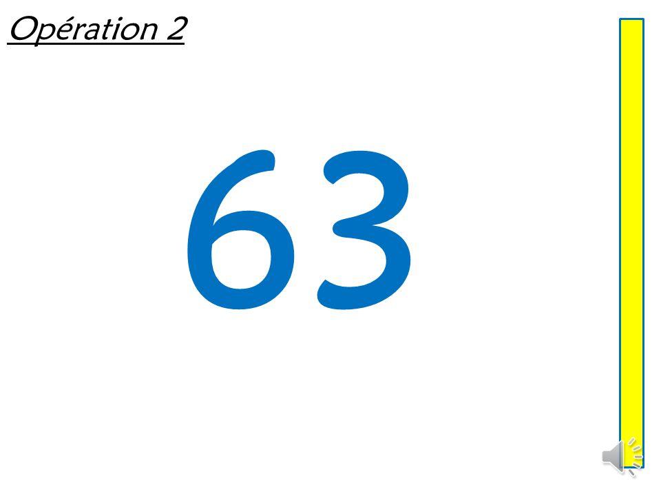 Opération 2 63