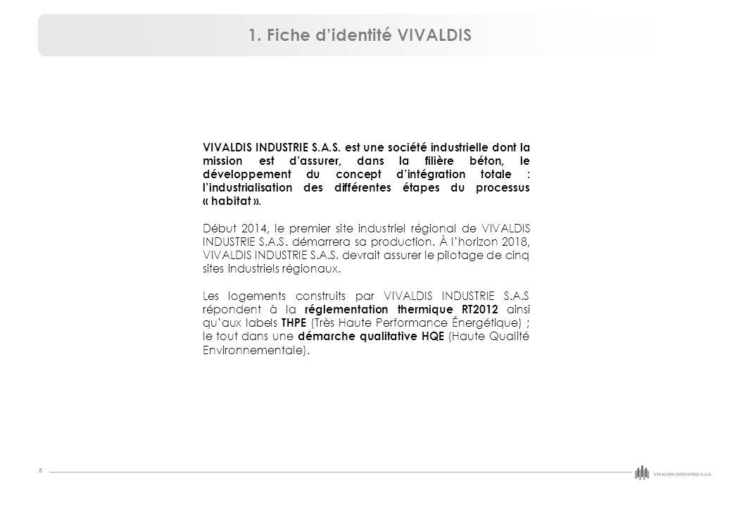 1. Fiche d'identité VIVALDIS