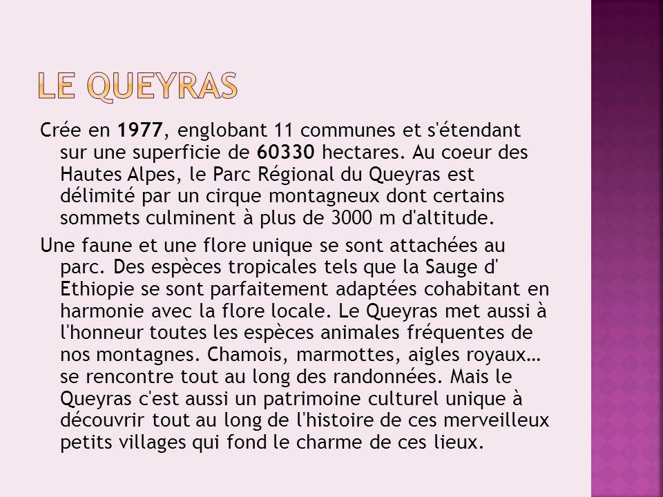 Le Queyras