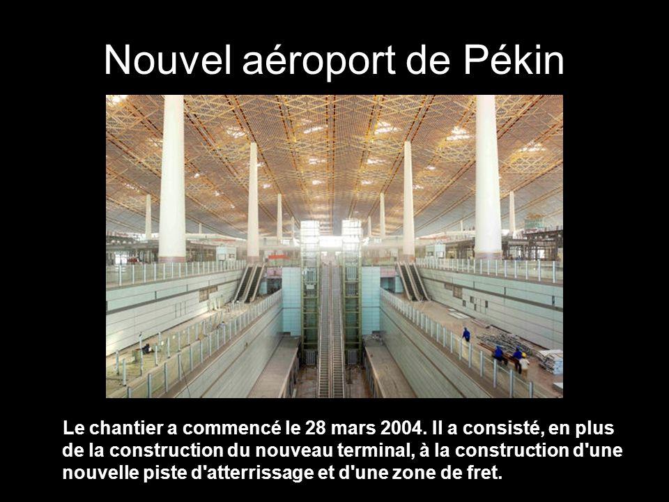Nouvel aéroport de Pékin