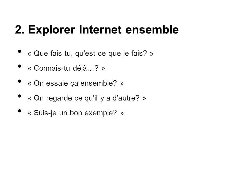 2. Explorer Internet ensemble