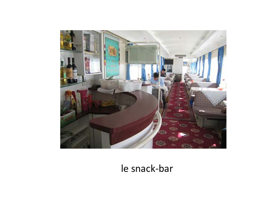 le snack-bar