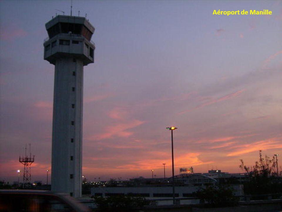 Aéroport de Manille